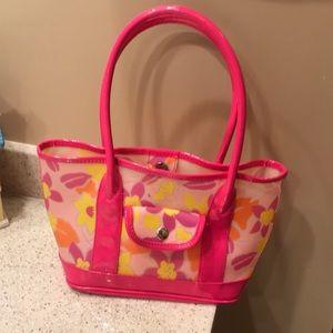 Handbags - Cute Flower purse/bag
